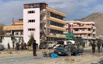 Βομβιστική επίθεση στο Αφγανιστάν με επτά νεκρούς