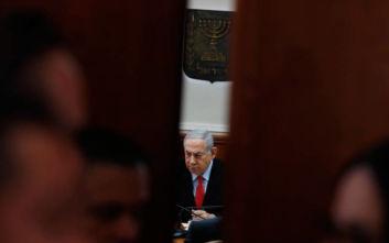 Νετανιάχου προς Παλαιστίνιους: Σταματήστε τις επιθέσεις, διαφορετικά θα δεχθείτε και άλλα πλήγματα