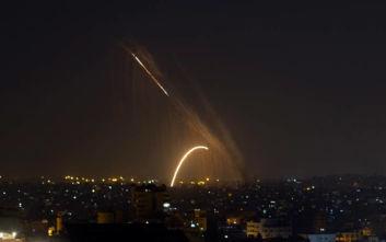 Ισραηλινές επιδρομές κοντά στη Δαμασκό