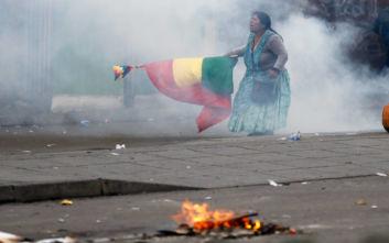 Βολιβία: Εγκρίθηκε στη Γερουσία το νομοσχέδιο για τη διεξαγωγή νέων προεδρικών εκλογών