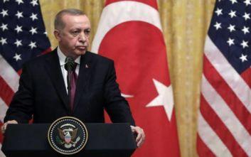 Ο Ερντογάν ζητεί για άλλη μια φορά την έκδοση του Γκιουλέν