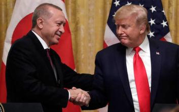 Συνάντηση Τραμπ - Ερντογάν: Μπλόκο στην αναγνώριση της Γενοκτονίας των Αρμενίων