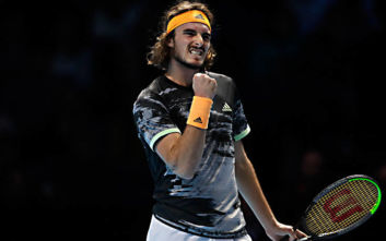 Με νίκη άρχισε στο ATP 500 του Ντουμπάι ο Τσιτσιπάς
