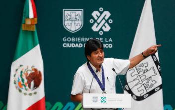 Βολιβία: Για τρομοκρατία κατηγορεί η μεταβατική κυβέρνηση τον Έβο Μοράλες