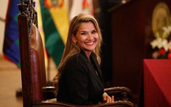 Βολιβία:  Η Τζανίνε Άνιες καταργεί τις βίζες για τους πολίτες των ΗΠΑ και του Ισραήλ