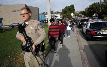 Επίθεση σε λύκειο στην Καλιφόρνια: Δύο νεκροί και δύο άτομα σε κρίσιμη κατάσταση από τα πυρά του ενόπλου