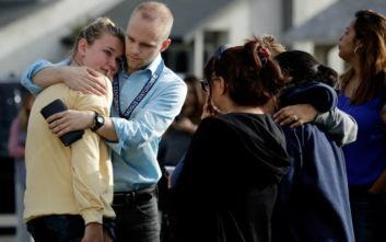 Υπέκυψε ο 16χρονος που άνοιξε πυρ στο σχολείο του στην Καλιφόρνια