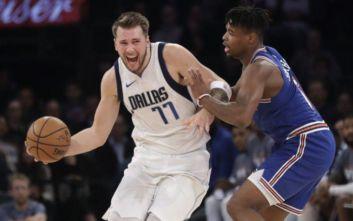 NBA: Ο Ντόντσιτς ακολουθεί τα χνάρια του Μάτζικ