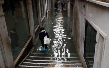 Να ποιος φταίει για τις ιστορικές πλημμύρες της Βενετίας