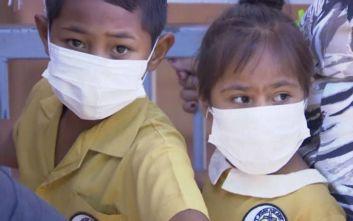 Θερίζει η ιλαρά στη Σαμόα: 4.693 κρούσματα, 70 νεκροί, 16 παιδιά σε κρίσιμη κατάσταση