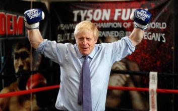 Brexit: Σε μεγάλη εκλογική νίκη οδεύει ο Μπόρις Τζόνσον