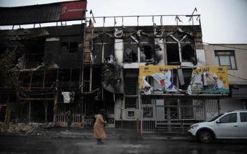 Ανησυχία ΟΗΕ για τη χρήση πραγματικών πυρών εναντίον διαδηλωτών στο Ιράν