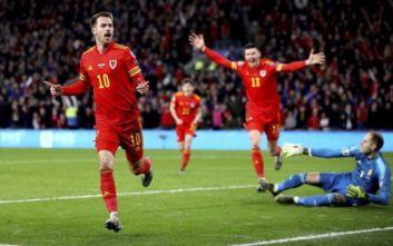 Ο Ράμσεϊ έστειλε ξανά την Ουαλία στα τελικά του Euro