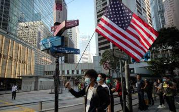 Οργή στην Κίνα για τον αμερικανικό νόμο υπέρ των διαδηλωτών στο Χονγκ Κονγκ