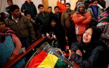 Βολιβία: Οκτώ οι νεκροί από τις ταραχές