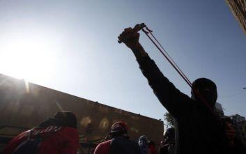 Χιλή: Η αστυνομία χτύπησε και τύφλωσε έναν πανεπιστημιακό που διαδήλωνε