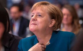 Μέρκελ: Ασυγχώρητη η διαδικασία εκλογής του πρωθυπουργού της Θουριγγίας