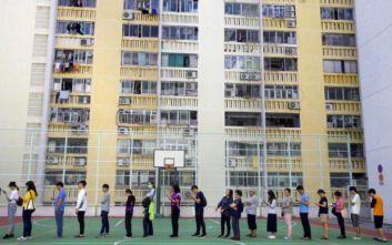 Ρεκόρ συμμετοχής στις περιφερειακές εκλογές του Χονγκ Κονγκ