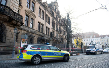 Ληστεία-μαμούθ στη Γερμανία: Διαμάντι 49 καρατίων μεταξύ των κλοπιμαίων
