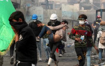 Φλέγεται το Ιράκ: Ένας νεκρός και δεκάδες τραυματίες