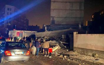 Ισχυρός σεισμός στην Αλβανία: Ένας νεκρός και πάνω από 50 τραυματίες