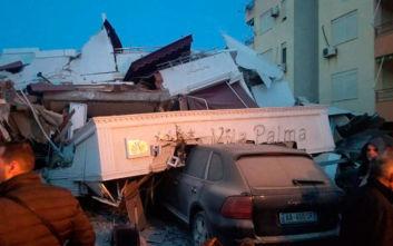 Φονικός σεισμός στην Αλβανία: Νεκροί, τραυματίες και εγκλωβισμένοι