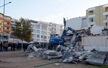 Φονικός σεισμός στην Αλβανία: Σε επικοινωνία η Ελλάδα για παροχή βοήθειας