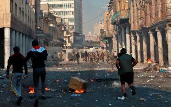 Οι ΗΠΑ ζητούν έρευνα για τη θανάσιμη έκρηξη βίας στο Ιράκ