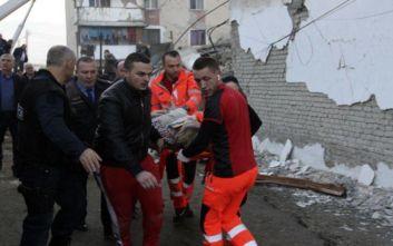 Έντι Ράμα για φονικό σεισμό: Είναι μια δραματική στιγμή, πρέπει να διατηρήσουμε την ηρεμία μας
