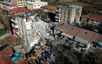 Φονικός σεισμός στην Αλβανία: 18 νεκροί, εκατοντάδες τραυματίες, πολλοί παγιδευμένοι στα ερείπια