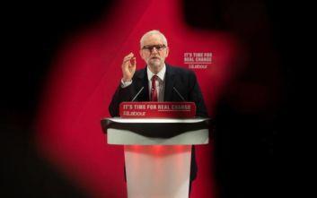 Απάντηση Κόρμπιν στον μεγάλο ραβίνο: Μια κυβέρνηση των Εργατικών δεν θα ανεχθεί τον αντισημιτισμό