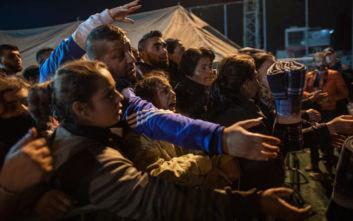 Σεισμός στην Αλβανία: Τρεις μονάδες κινητών μαγειρείων του Ελληνικού Στρατού για τους πληγέντες