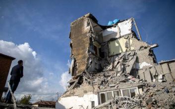 Φονικός σεισμός στην Αλβανία: 49 νεκροί, ψάχνουν ακόμα 6 ανθρώπους στα ερείπια