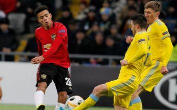 Europa League: Κάζο για την Μάντσεστερ Γιουνάιτεντ στο Καζακστάν
