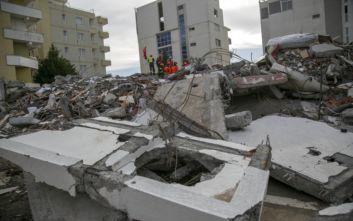 Στους 50 ανέρχονται οι νεκροί από τον φονικό σεισμό στην Αλβανία