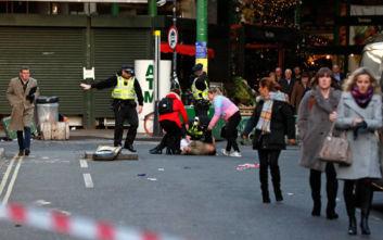 Επίθεση στο Λονδίνο: Ο τρομοκράτης μαχαίρωσε μέχρι θανάτου δυο ανθρώπους πριν πέσει νεκρός