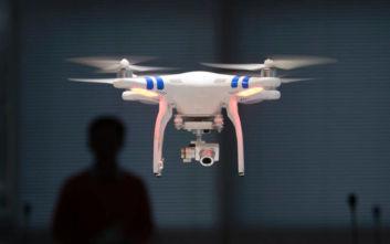 Οι ΗΠΑ απαγόρευσαν τις πτήσεις drones κατασκευασμένων στην Κίνα