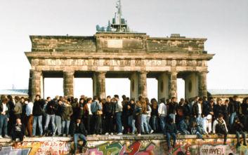 Τείχος του Βερολίνου: 30 χρόνια μετά την πτώση του, άλλα τείχη υψώνονται στον κόσμο