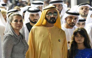 Η «βασιλική» δικαστική διαμάχη του Ντουμπάι μεταφέρθηκε στη Βρετανία