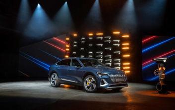 Το νέο Audi e-tron Sportback είναι εδώ