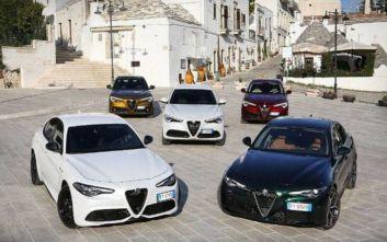 Νέα μοντέλα Alfa Romeo Giulia και Stelvio