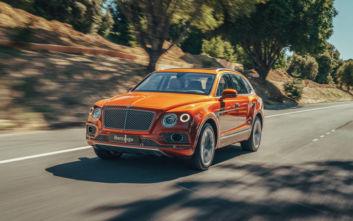 Στην κυκλοφορία οι plug-in υβριδικές Bentley Bentayga Hybrid