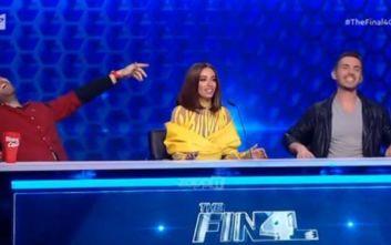 The Final Four: Από την εκπομπή της Αννίτας Πάνια ανέβηκε στη σκηνή για να κερδίσει!
