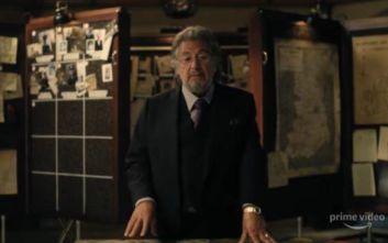 Ο Αλ Πατσίνο είναι κυνηγός ναζί στη σειρά «Hunters»