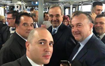 Κωνσταντίνος Μπογδάνος: Αν πέσει το αεροπλάνο, μένουμε χωρίς δεξιά!