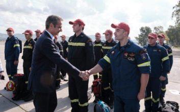 Μητσοτάκης για σεισμό στην Αλβανία: Εύχομαι να κινηθούμε γρήγορα και να σώσουμε ζωές