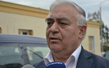 Κρίσιμη η κατάσταση του πρώην βουλευτή Γιώργου Δεικτάκη