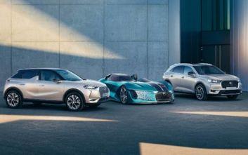 H DS Automobiles στην «Αυτοκίνηση 2019»