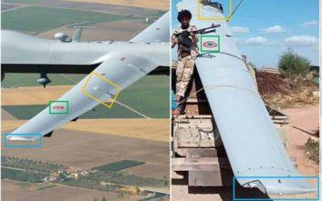 Λιβύη: Οι δυνάμεις του στρατάρχη Χάφταρ λένε πως κατέρριψαν Ιταλικό UAV