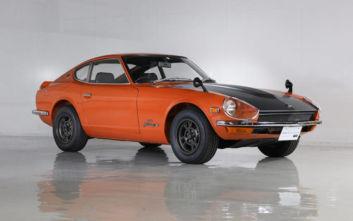 To Nissan του 1970 που σπάει όλα τα κοντέρ… τιμής